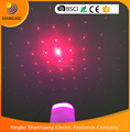 Factory price CE ROHS remote red laser candle led candle