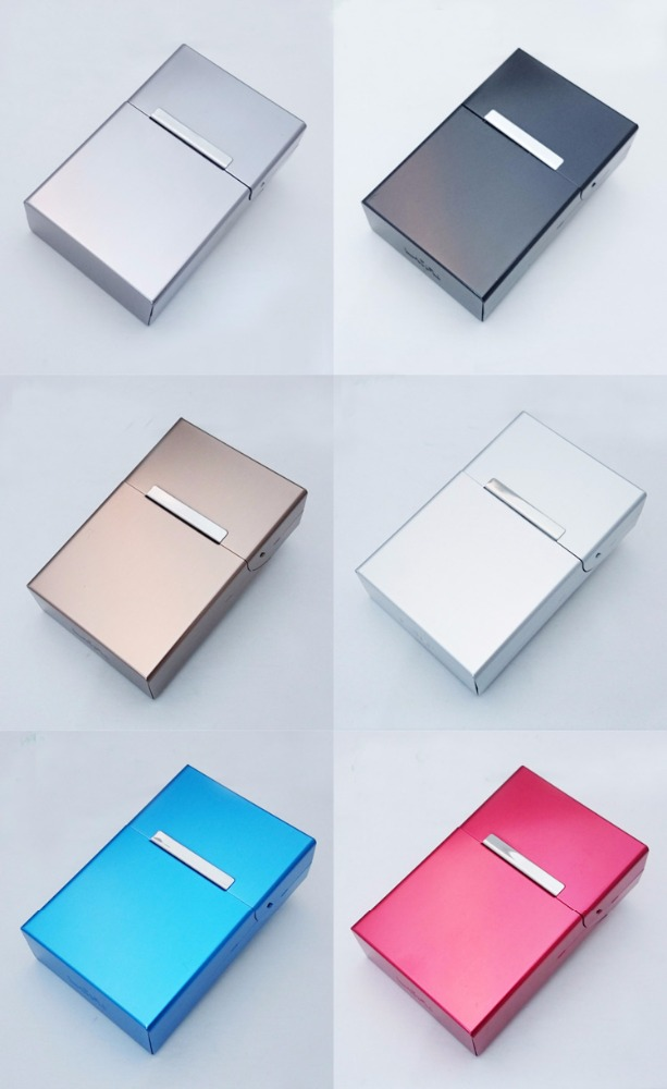 Waterproof High Quality Magnetic Cigarette Case