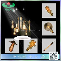 E-C35 new design edison lamp, energy saving carbon filament bulb,edison lamp