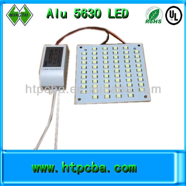 Smt Aluminum Based Led Lighting Circuit Pcb/smd Led Pcb