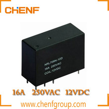 Hot Sell Newest Small 16A Magnetic Latching Relay with High Quality