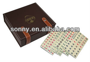OEM high quality travel mini mahjong set