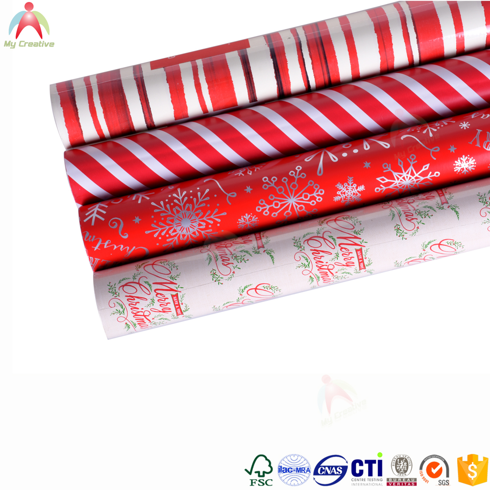 Wholesale Christmas color Wrapping <strong>Paper</strong> tissue <strong>paper</strong>