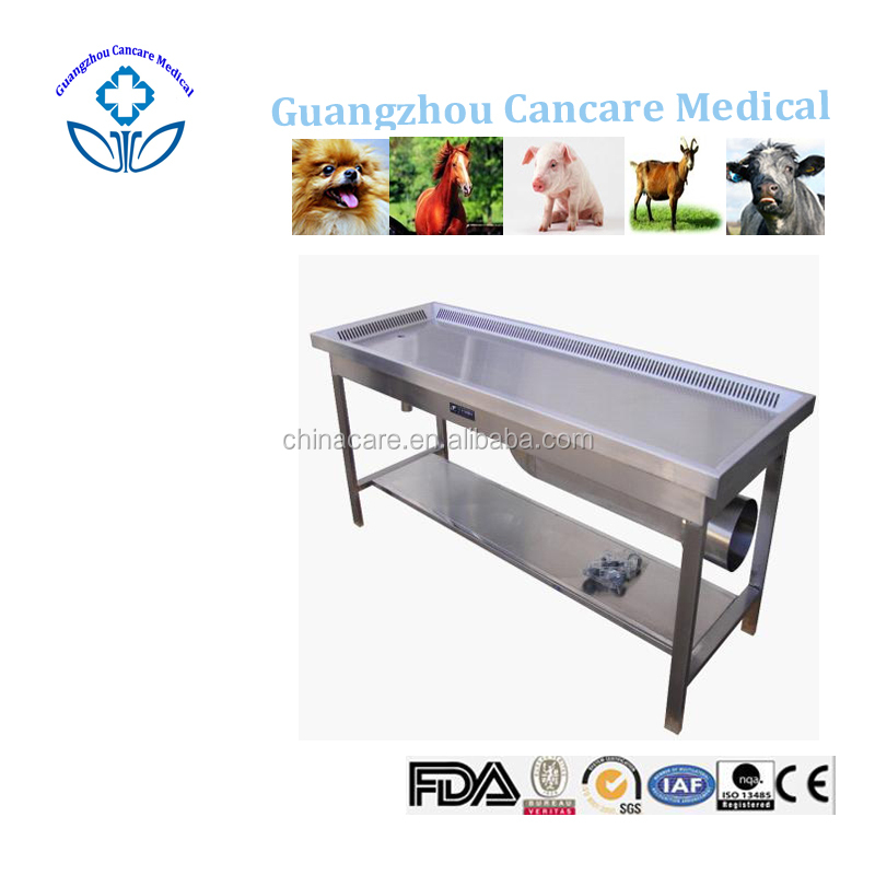 Veterinary Middle dissecting table