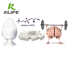 Hot Sale Alpha GPC powder to enhance memory and cognition as nootropics