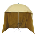 polyester Fabric and Steel tube Pole Material fishing tent