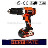 18V competitive 2-speed mini drill ideal power tools for sale
