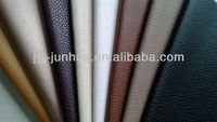 upholstery leather with emboss printing &rexine leather or faux leather or leatherette