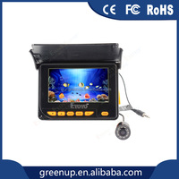 "China Supplier 30M 4.3"" Screen Fish Finder DVR Video Underwater Fishing Camera IR Night Vision"