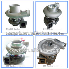 turbocharger hx40w