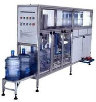 20 LITRE JAR RINSING FILLING & CAPPING MACHINE