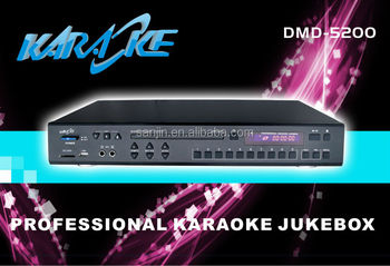 Professional Home DVD Karaoke Player