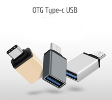 Type-C Male USB 3.0 Type C OTG Adapter Converter Connector for Macbook Samsung