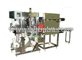 SLV Series Fully Automatic Paper Shrink Wrapping Machine