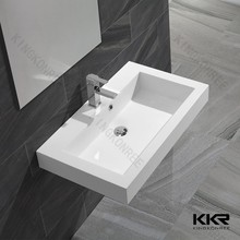 best selling hot product quality sanitary ware man made stone hand wash basin / sink