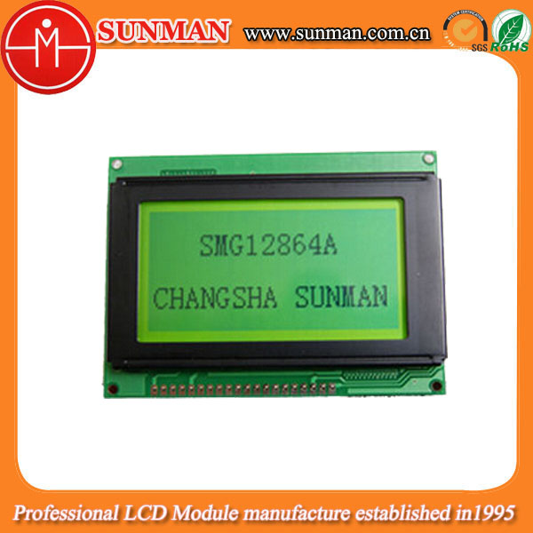 small size Graphic 12864 lcd display