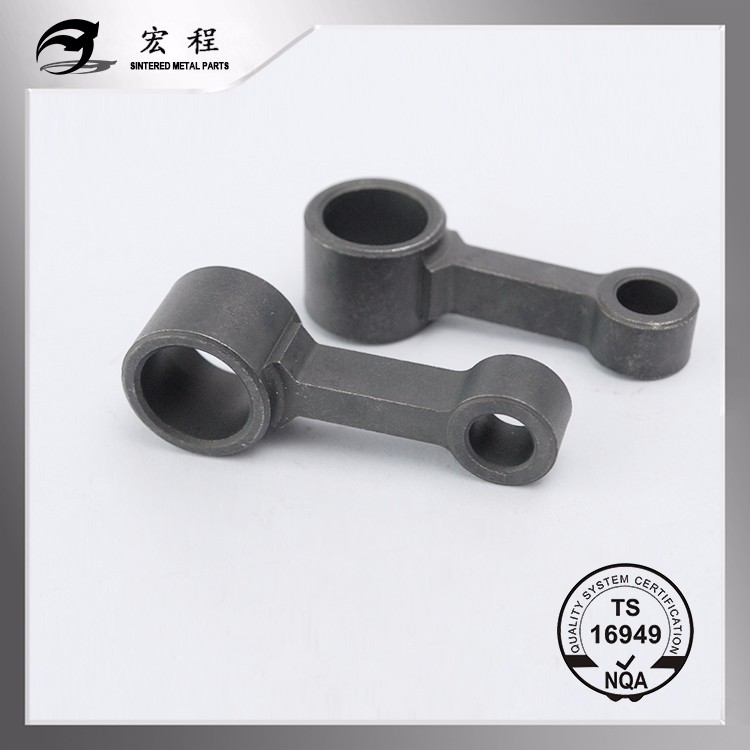 Top quality powder connecting rod powder metallurgy compressor product