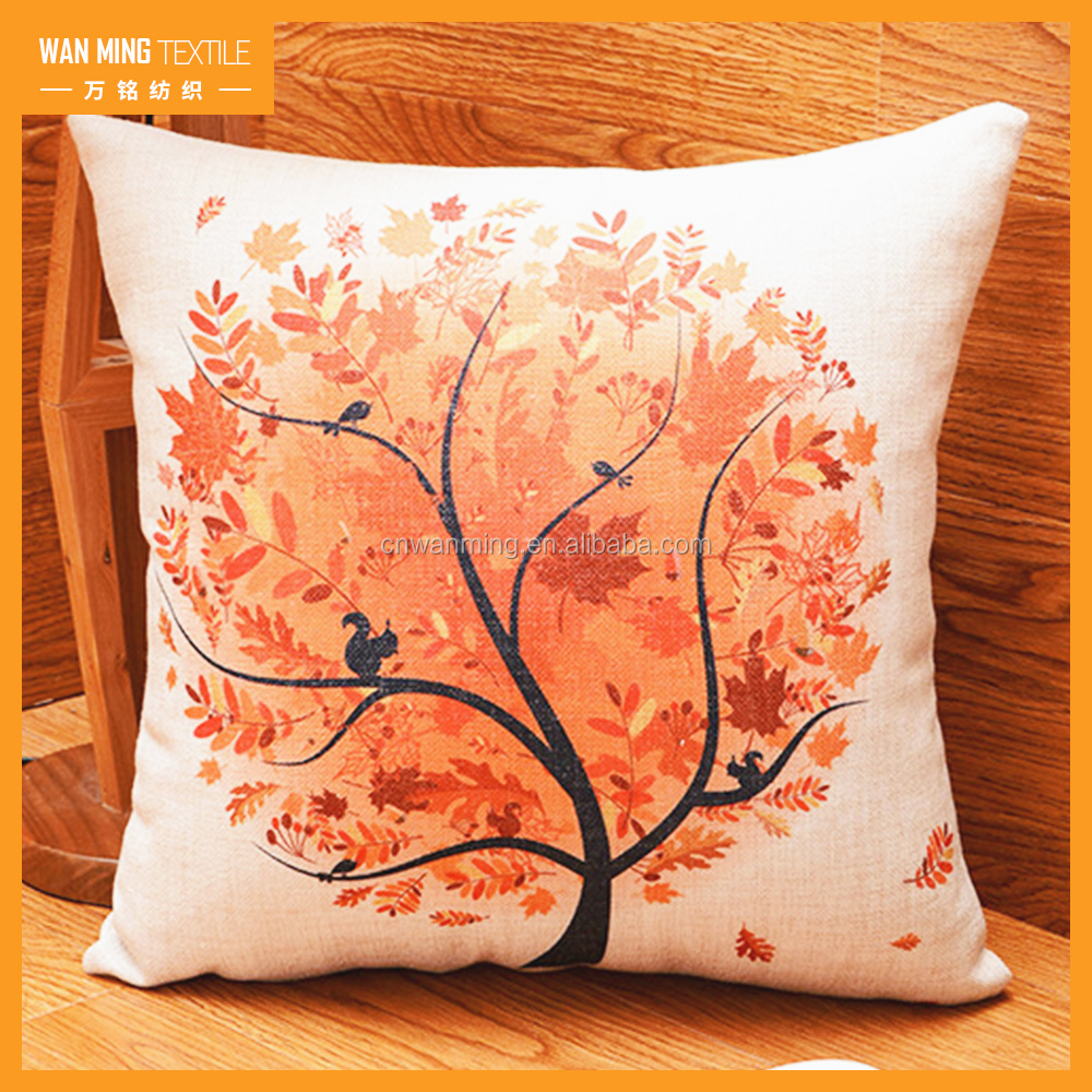 high quality cold gel pillow new pattern printing pillow case