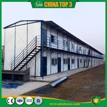 Moneybox Low Cost Metal Frame Affordable Smart Prefabricated House Cheap Steel Frame Houses For Sale