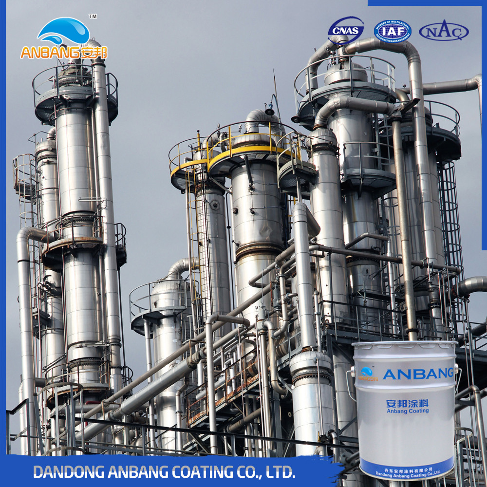 AB379C OEM and ODM customized high quality heat resistant anti corrosion paint