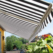 100% Anti-UV retractable folding arm awning for balcony