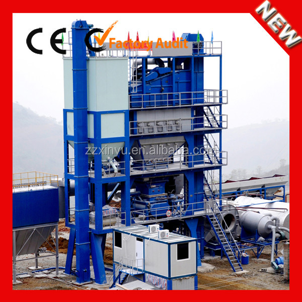 China professional manufacture LB3000 240t/h asphalt batch plant in Philippines