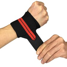 Winding Wrist Bracers Gym Weight Lifting Wrist Wraps Sport Wrist Band