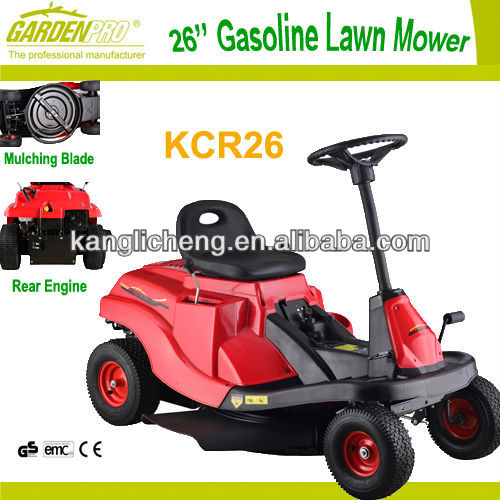 Riding Lawn Mower KCR26 China Manufacturer