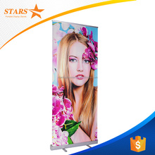 80*200CM Aluminum Pull Up Banner Stand Vertical Banner Size