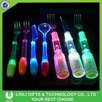 3 LED Powered Flashing Party Tableware