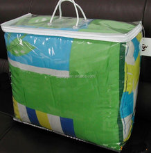high quality Plastic PVC Wire Bag For Quilt/Blanket_Bedding Packaging bag
