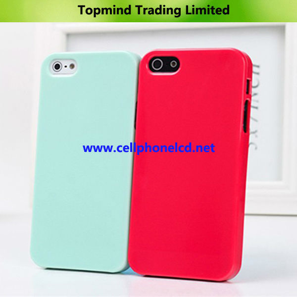 New Products 2013 TPU Phone Case For iPhone5