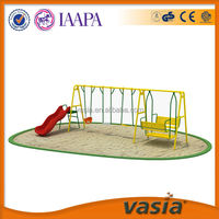 New customized luxury children outdoor playground for park