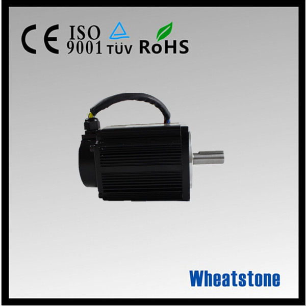 high torque brushless dc direct drive motor