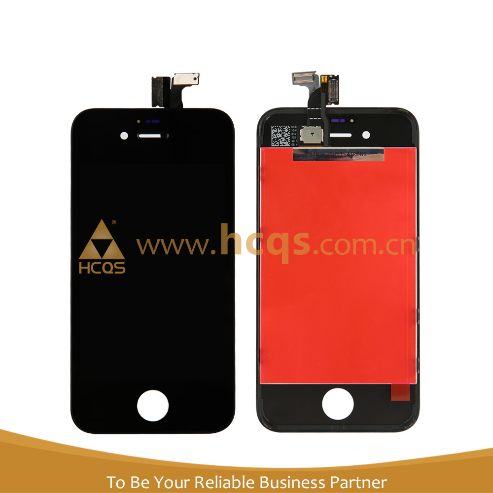 china manufacturer display for iphone 4s lcd and digitizer replacement for 4 logic board