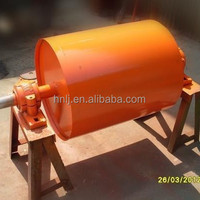 High intensity dry magnetic drum/dry magnetic roller