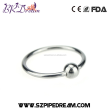 25 30mm stainless steel penis ring beads metal cock ring male delay ejaculation sex ring for men penis