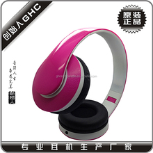 wireless headphone with 3.5mm jack with super bass sound quality free samples offered any logo available