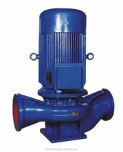 Stainless steel vertical multistage centrifugal water pump,high pressure boiler feed water pump