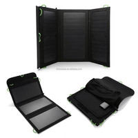 2015 Foldable solar charger sunpower cell 20w 5V portable solar panel