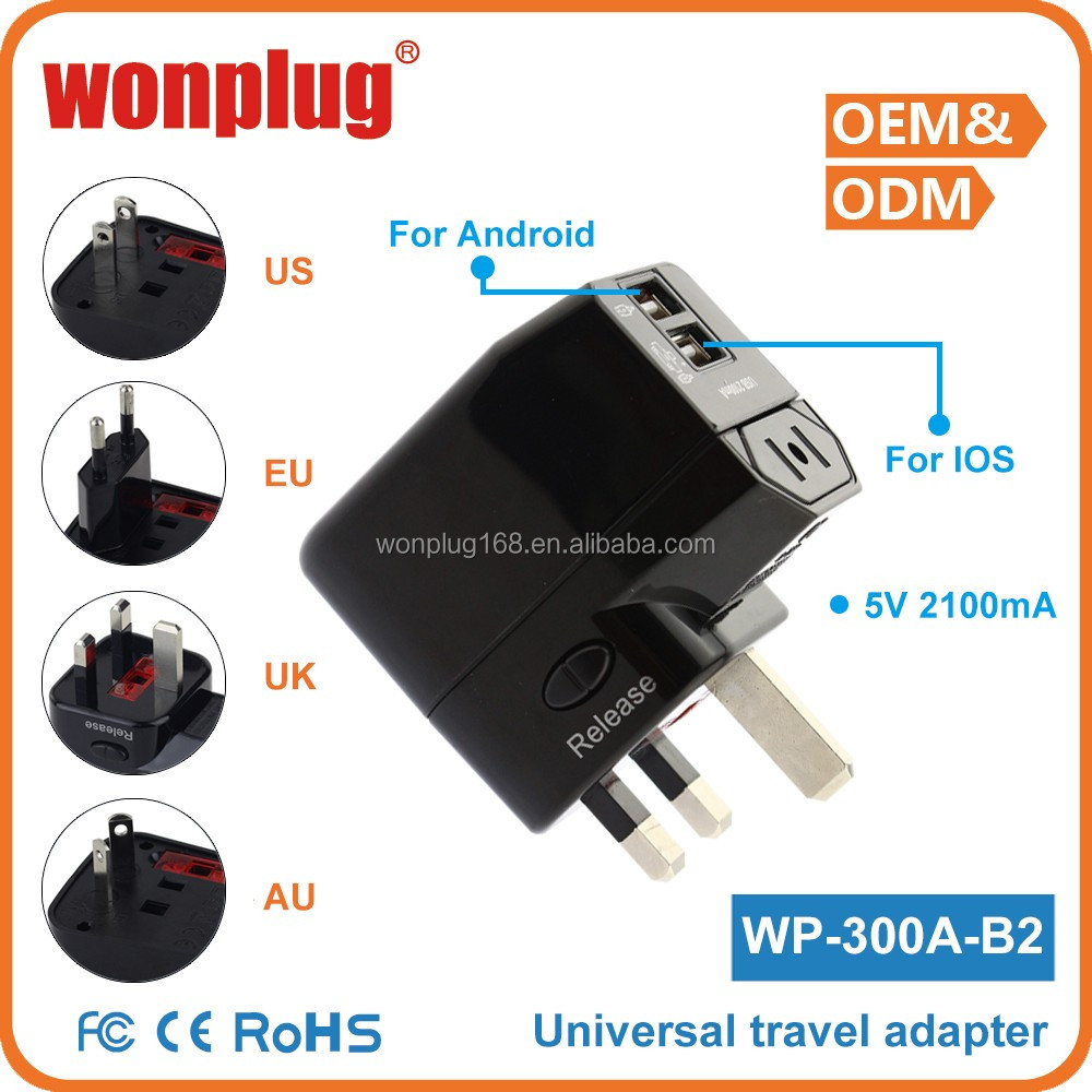 high quality Wonplug Patent CE RoHS approved business gift ideas