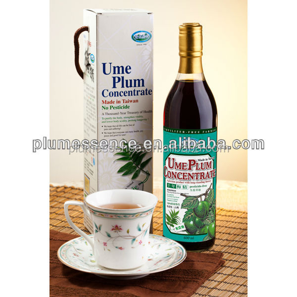 effective weight loss slimming drink tea product made from diet plum