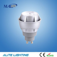 LED spotlight MR16 COB dimmable GU10 led spotlight lamp aluminum