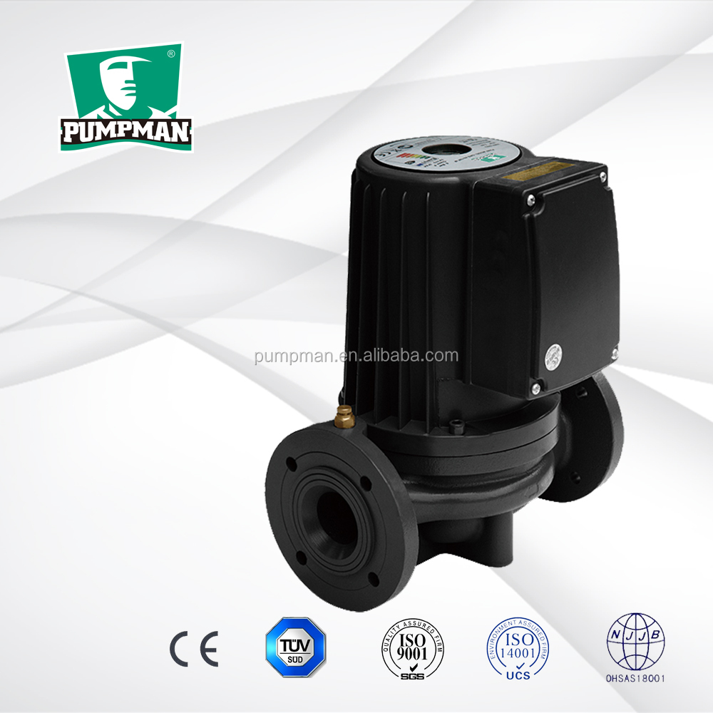 220V 50Hz Pumpman hot sale booster pump circulating water pump