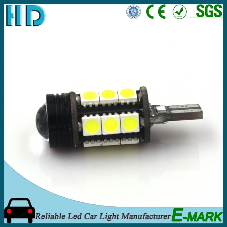 2016 new design car led lights t10 4smd 5730 canbus for all cars ba15s 50w brake light bulb