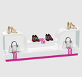 Factory Price Acrylic Shoes Display Rack