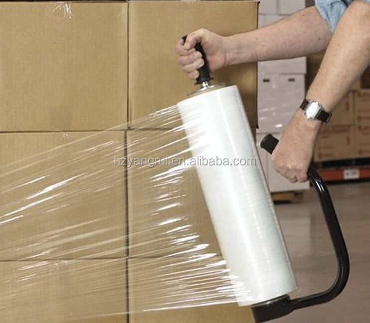 PE Stretch Film For industrial package/carton package