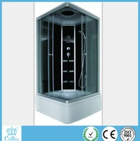 ABS tray and roof massage shower cabin,steam shower room,shower cubicle