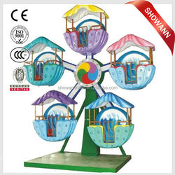 Outdoor park used rides small ferris wheel/small ferris wheel for sale