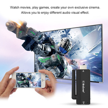 1080P Mirascreen B4 wireless vga miracast DLNA Airplay Miracast B4 tv stick dongle with Extra Antenna